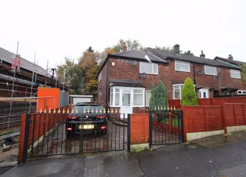 Thumbnail 2 bed terraced house for sale in Withins Drive, Breightmet, Bolton