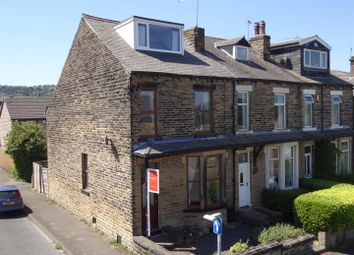 Thumbnail 4 bed end terrace house for sale in Carrbottom Road, Greengates, Bradford