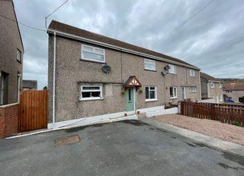 Thumbnail 3 bed semi-detached house for sale in Bron Yr Ynn, Drefach, Llanelli