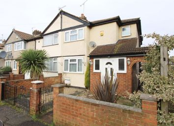 Thumbnail 3 bed end terrace house for sale in Hilliards Road, Uxbridge
