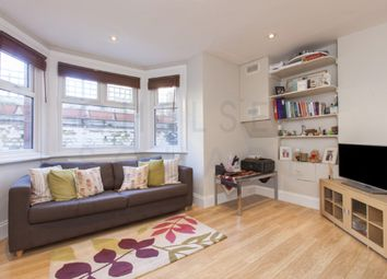 Thumbnail 1 bed flat to rent in Dennington Park Road, West Hampstead