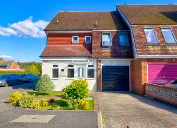 Thumbnail 3 bed end terrace house for sale in Bunkley Meadow, Hamstreet, Ashford