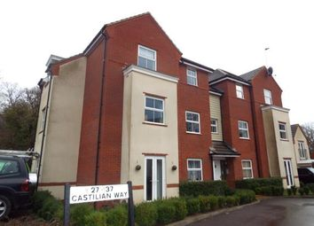 Thumbnail 2 bed flat for sale in Castilian Way, Whiteley, Fareham