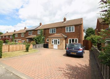 Thumbnail 3 bed terraced house for sale in The Hoo, Old Harlow
