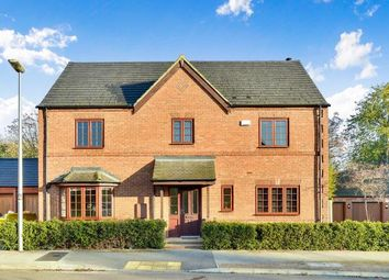 Thumbnail 4 bed detached house for sale in Dean Forest Way, Broughton, Milton Keynes, Bucks