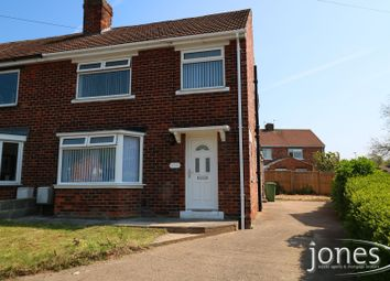 Thumbnail 3 bed semi-detached house for sale in Whitton Grove, Stockton On Tees