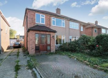 Thumbnail 3 bed semi-detached house for sale in Greenall Close, Cheshunt, Waltham Cross