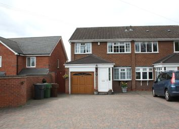 Thumbnail 3 bed detached house to rent in Alcester Road, Lickey End, Bromsgrove
