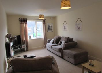 Thumbnail 2 bed flat to rent in Tennyson House, 1 Frederick Street North, Meadowfield, Durham