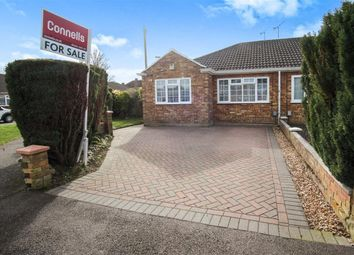 Thumbnail 3 bed semi-detached bungalow for sale in Poets Green, Luton