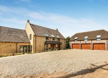 Thumbnail 5 bed detached house for sale in Green Lane, North Leigh, Witney