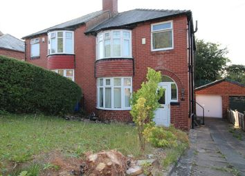 Thumbnail 3 bed semi-detached house for sale in Hereward Road, Sheffield, South Yorkshire