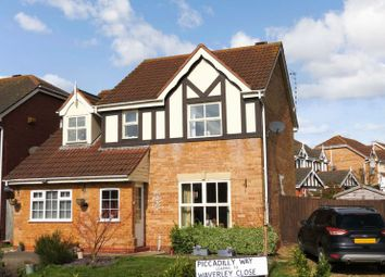 Thumbnail 4 bedroom detached house for sale in Piccadilly Way, Morton, Bourne
