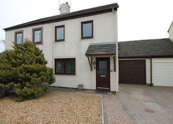 Thumbnail 3 bed semi-detached house for sale in 34 Cumberland Close, Clifton, Penrith