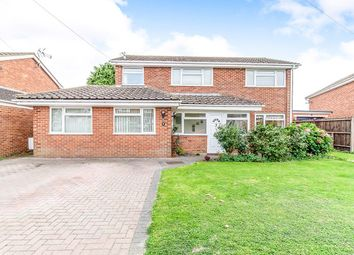 Thumbnail 4 bed detached house for sale in Longfield Avenue, High Halstow, Rochester