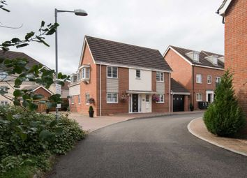 Thumbnail 4 bed detached house for sale in Magnolia Way, Queens Hill, Norwich