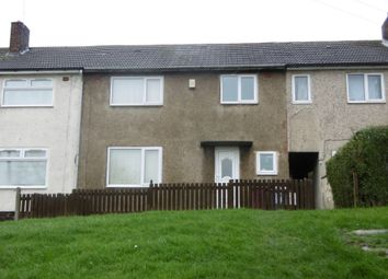 Thumbnail 3 bedroom terraced house for sale in 37 Hyndley Road, Bolsover, Chesterfield, Derbyshire