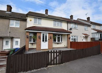 Thumbnail 3 bed terraced house for sale in Plaistow Close, Stanford-Le-Hope, Essex