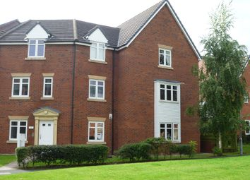 Thumbnail 3 bed flat for sale in Byron Walk, Nantwich
