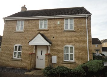 Thumbnail 3 bed detached house to rent in Humphrys Street, Peterborough