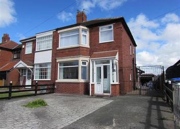 Thumbnail 3 bed property to rent in North Drive, Thornton Cleveleys