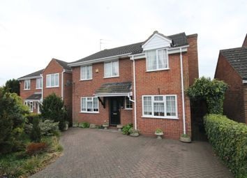 Thumbnail 5 bedroom detached house for sale in Ambleside Road, Bedworth