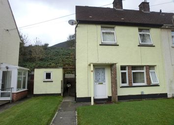 Thumbnail 2 bed semi-detached house for sale in Heol Tailsin, Cwmavon, Port Talbot, 9Er.