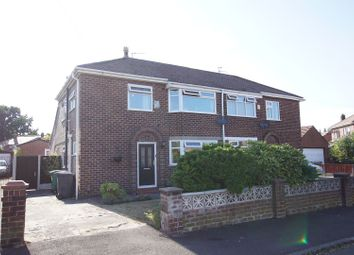 Thumbnail 3 bed semi-detached house for sale in Barnfield Road, Woolston