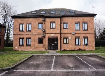 Thumbnail 2 bed flat for sale in Cavalier Close, Luton
