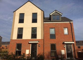 Thumbnail 3 bedroom terraced house for sale in Old Saffron Lane, Aylestone