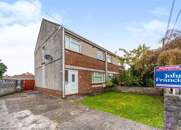 Thumbnail 3 bed semi-detached house for sale in Brynffynon Road, Gorseinon, Swansea