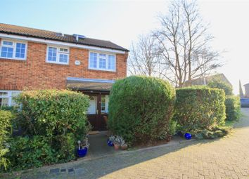 Thumbnail 1 bed end terrace house for sale in St. Peter's Close, Wandsworth, London