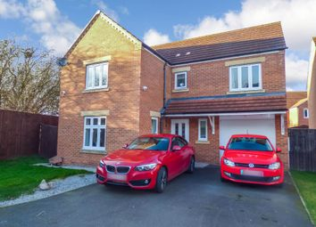 Thumbnail 4 bed detached house for sale in Cinnabar Road, Stockton-On-Tees