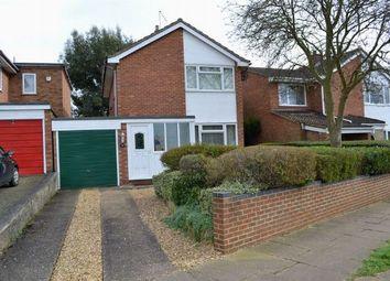 Thumbnail 3 bedroom detached house for sale in Hazeldene Road, Links View, Northampton