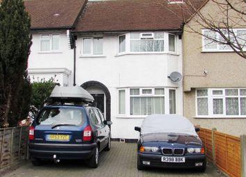 Thumbnail 3 bedroom terraced house for sale in Buckhurst Avenue, Carshalton