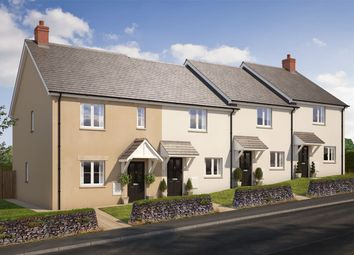 Thumbnail 2 bed terraced house for sale in North Hill Gardens, Blackwater, Nr Truro