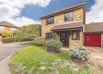 Thumbnail 4 bed detached house for sale in Fieldhurst, Langley, Berkshire