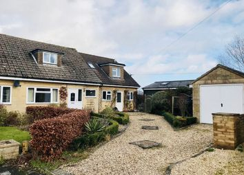 Thumbnail 3 bed semi-detached house for sale in Meysey Close, Meysey Hampton, Cirencester