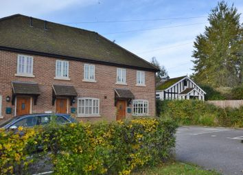Thumbnail Terraced house for sale in The Old School, School Lane, Fittleworth, Pulborough