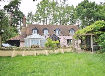 Thumbnail 3 bed detached house to rent in Central Lodge, Gravesend Road, Wrotham, Sevenoaks