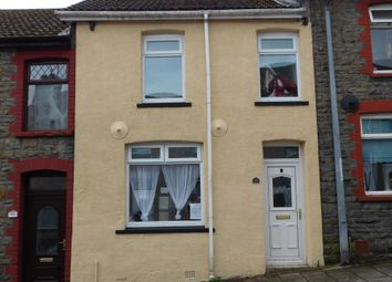 Thumbnail 3 bed terraced house to rent in William Street, Crumlin, Newport