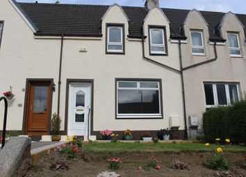 Thumbnail 2 bed terraced house for sale in Willow Avenue, Elderslie, Renfrewshire