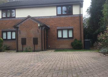 Thumbnail 1 bed maisonette to rent in Paddock Lane, Stratford-Upon-Avon, Warwickshire