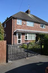 Thumbnail 3 bed semi-detached house to rent in Smithfield Road, Market Drayton
