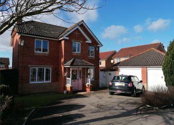 Jasper Grove, Stillington, Stockton-On-Tees TS21. 4 bed detached house for sale