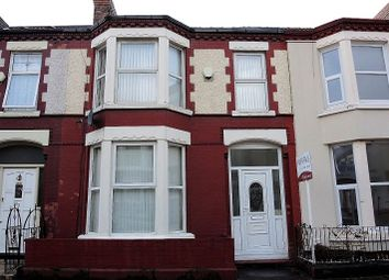 Thumbnail 3 bed terraced house for sale in Woodhall Road, Old Swan, Liverpool