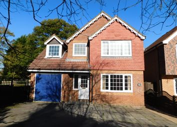 Thumbnail 4 bed detached house for sale in Hendon Road, Bordon