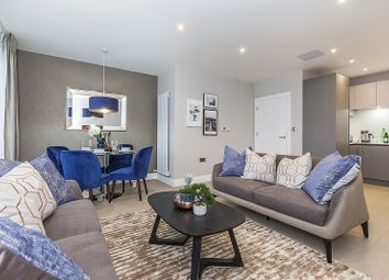 Thumbnail 3 bed flat for sale in Leytonstone Road, Stratford, London.