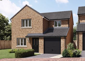"""Thumbnail 3 bed detached house for sale in """"The Maddison"""" at Goldcrest Road, Washington"""