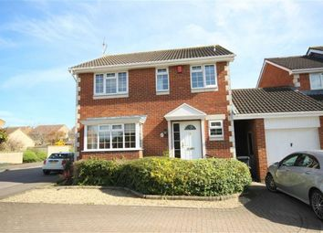 Thumbnail 4 bed detached house to rent in Delamere Drive, Stratone Village, Swindon